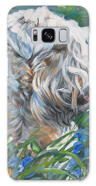 Wheaten Terrier Galaxy Case
