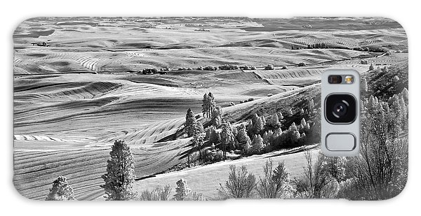 Wheatfields Of Kamiak Butte Galaxy Case