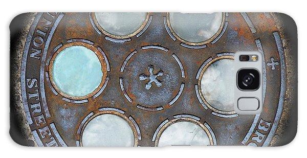 Wheel 2 Galaxy Case