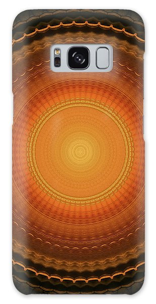 Wheel Kaleidoscope Galaxy Case