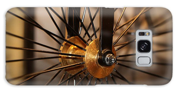 Wheel Spokes  Galaxy Case