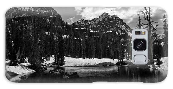 Whelp Lake, Mission Mountains Galaxy Case