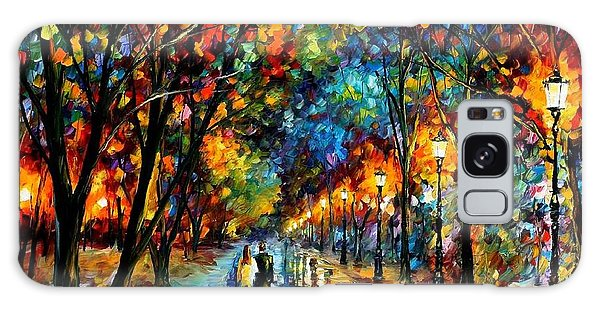 People Galaxy Case - When Dreams Come True  by Leonid Afremov