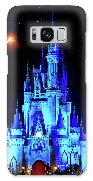 When You Wish Upon A Star Galaxy Case