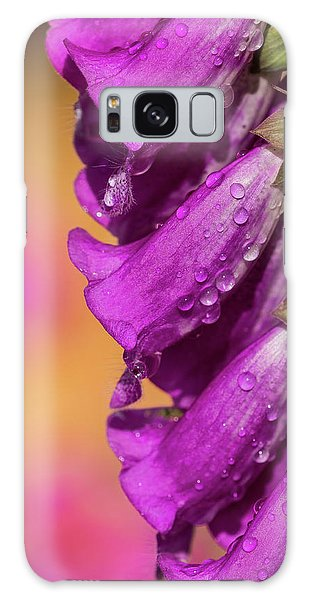 Where Color Grows Galaxy Case