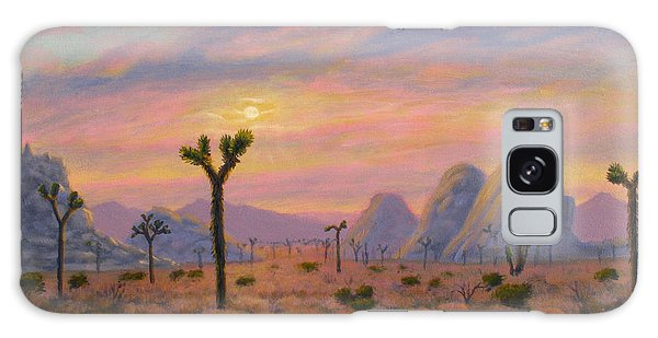 Galaxy Case - Where The Sun Sets by Mark Junge