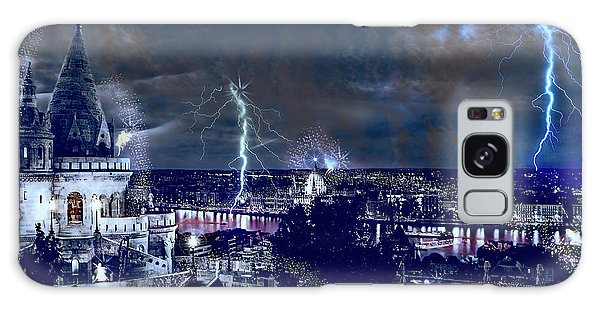 Whimsical Budapest Galaxy Case