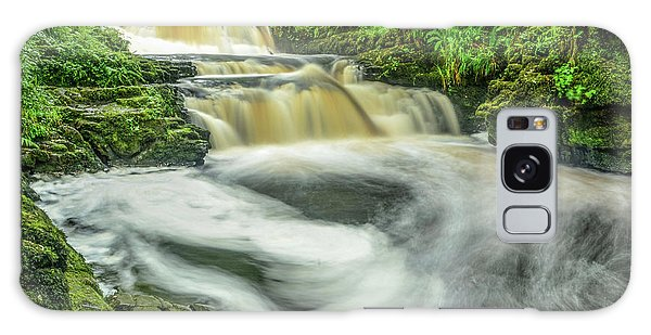 Whirls 'n Swirls  Galaxy Case