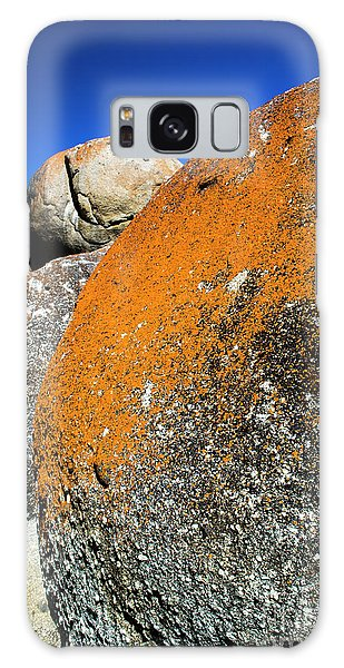 Wilsons Promontory Galaxy Case - Whisky Rocks by Angela DeFrias