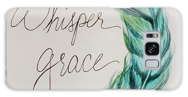 Whisper Grace Galaxy Case