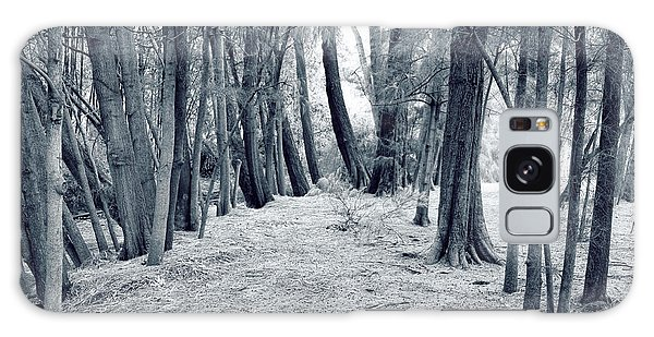 Whispering Forest Galaxy Case by Wayne Sherriff