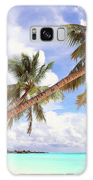 Whispering Palms. Maldives Galaxy Case