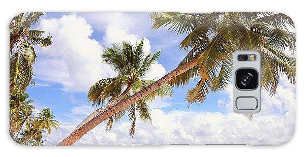 Whispering Palms. Maldives Galaxy Case