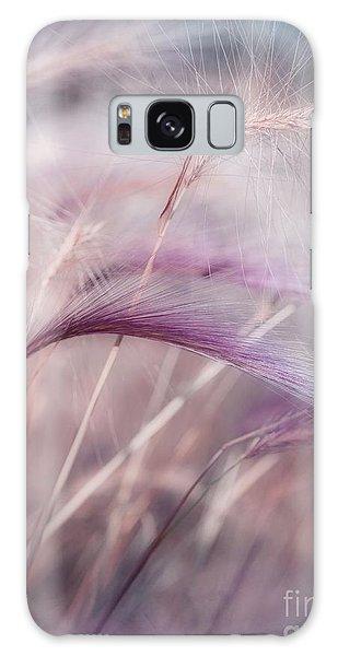 Plant Galaxy Case - Whispers In The Wind by Priska Wettstein