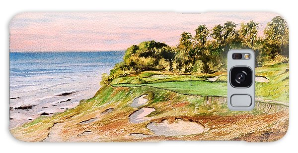 Whistling Straits Golf Course 17th Hole Galaxy Case