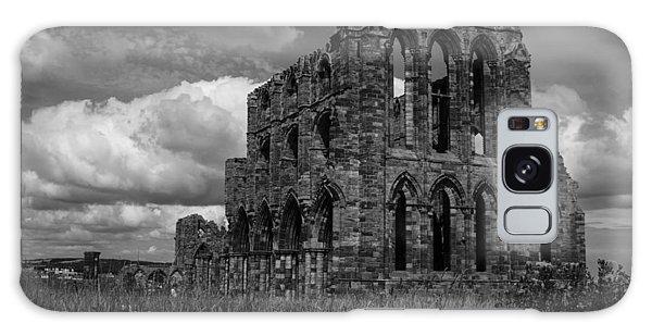 Whitby Abbey, North York Moors Galaxy Case