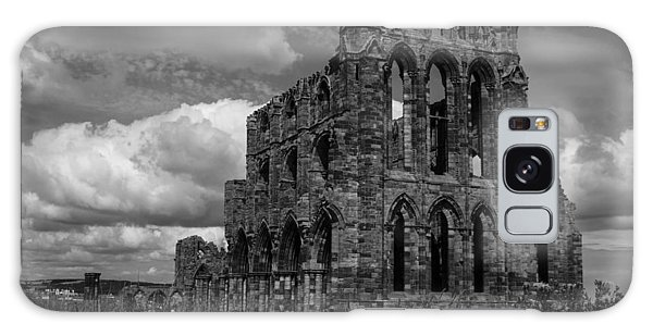 Whitby Abbey, North York Moors Galaxy Case