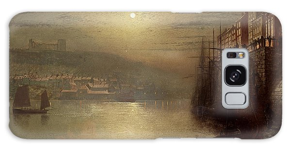 Dracula Galaxy Case - Whitby by John Atkinson Grimshaw