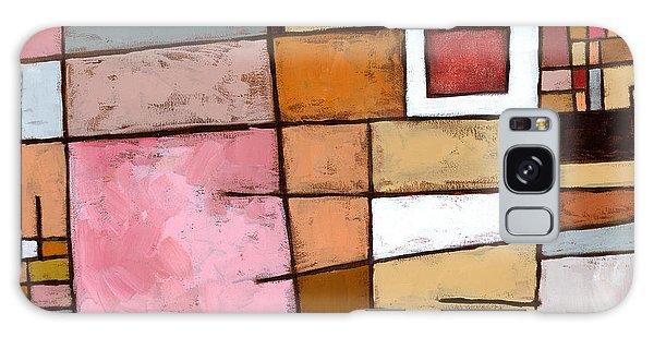 Abstract Galaxy Case - White Chocolate by Douglas Simonson