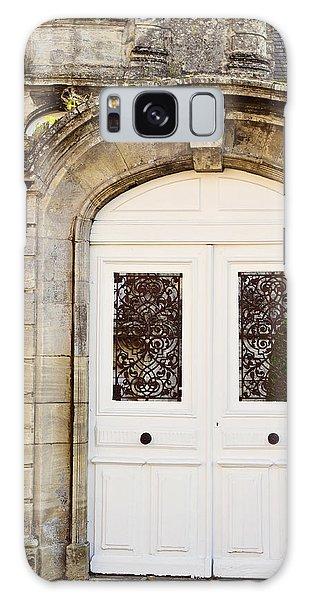 Patina Galaxy Case - White Door by Melanie Alexandra Price