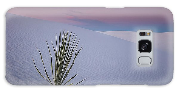 Galaxy Case featuring the photograph White Dunes by Edgars Erglis