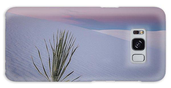 White Dunes Galaxy Case