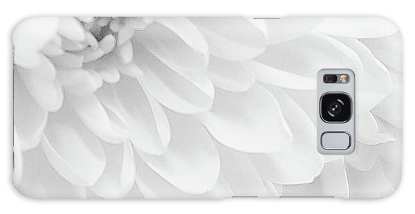 White Elegance Galaxy Case