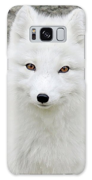 White Fox Galaxy Case