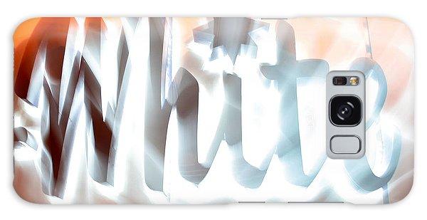 White Hot Galaxy Case