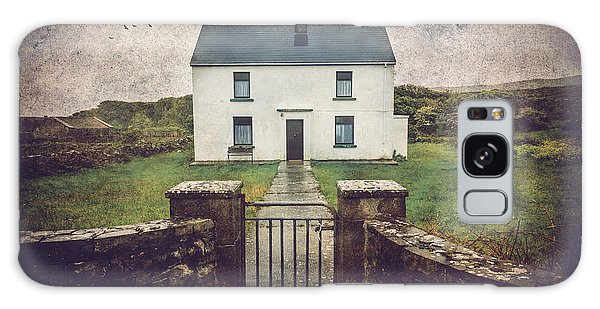 White House Of Aran Island I Galaxy Case