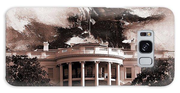 White House Washington Dc Galaxy Case by Gull G