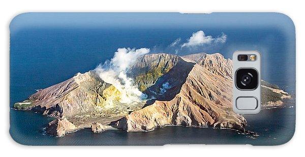 White Island Galaxy Case