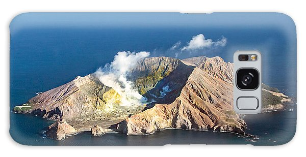 White Island Galaxy Case