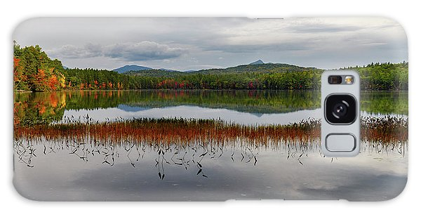 Galaxy Case featuring the photograph White Lake Fall Chocorua Nh by Michael Hubley