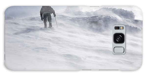 White Mountains New Hampshire - Extreme Weather Galaxy Case