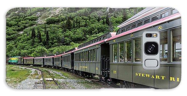 White Pass And Yukon Railway Galaxy Case