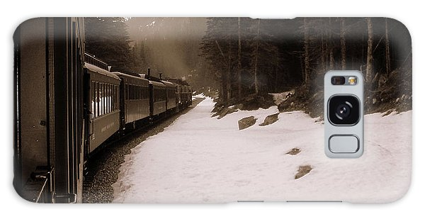 White Pass Railway Galaxy Case