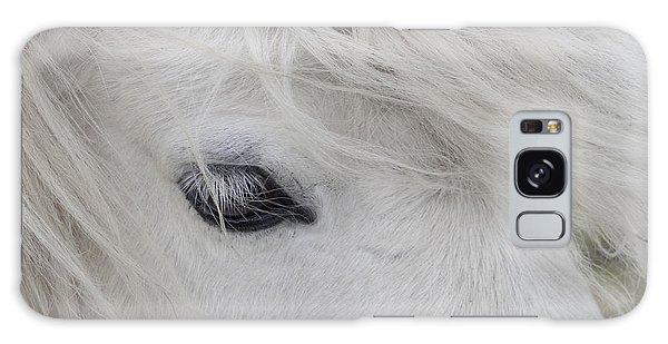 White Pony Galaxy Case