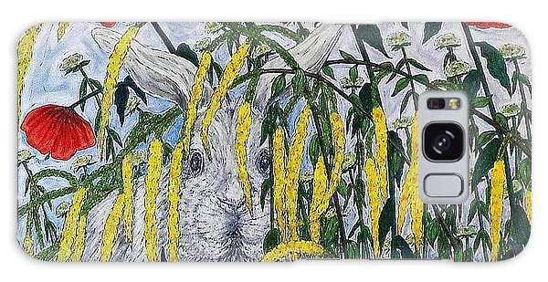 White Rabbit Galaxy Case