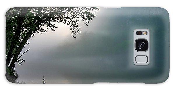 White River Morning Galaxy Case