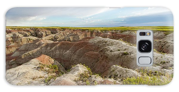 White River Valley Badlands Galaxy Case