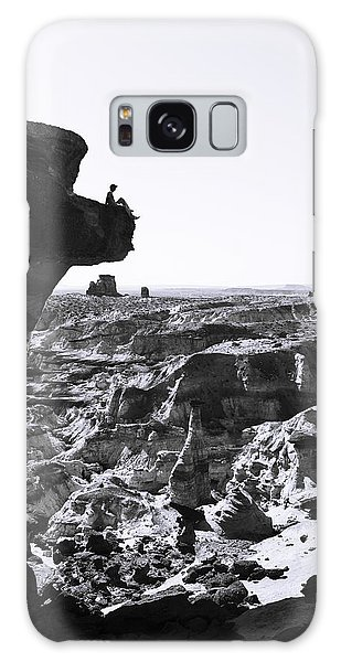 National Monument Galaxy Case - White Rocks by Chad Dutson