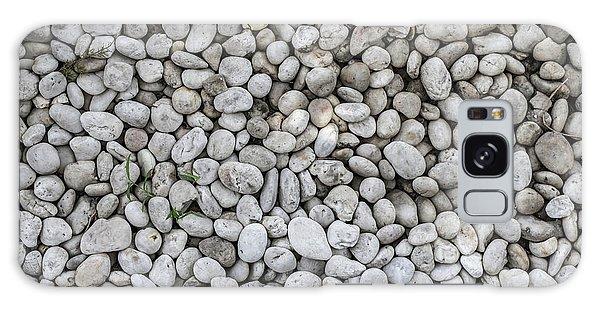 White Rocks Field Galaxy Case by Jingjits Photography