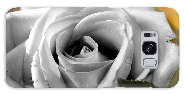 White Rose 2 Galaxy Case
