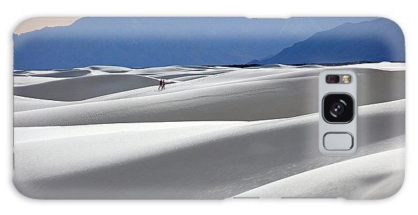 White Sands Hikers Galaxy Case