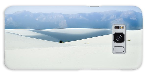 White Sands, New Mexico Galaxy Case