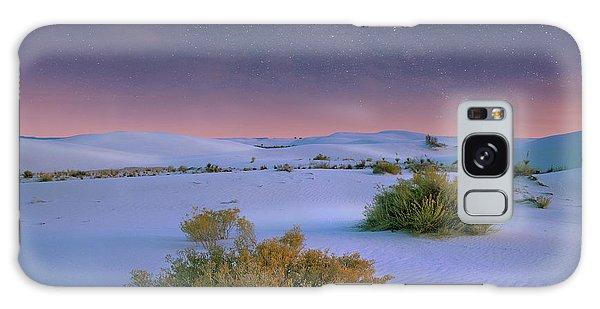 White Sands Starry Night Galaxy Case