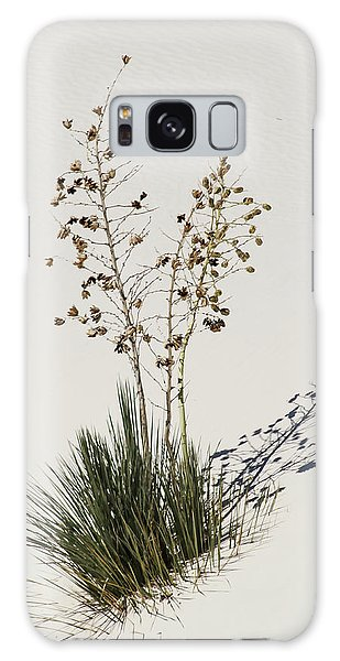 White Sands Yucca Galaxy Case