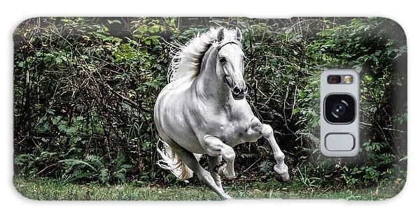 White Stallion Galaxy Case