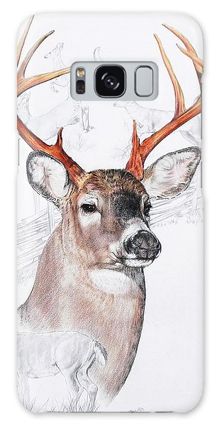 White-tailed Deer Galaxy Case